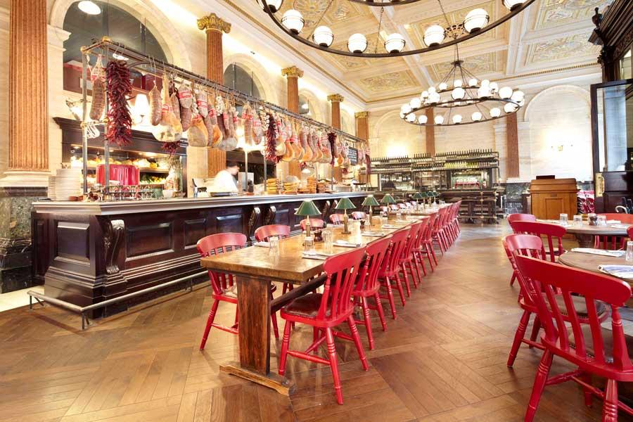 Demand for cheap Prosecco in growing chains such as Jamie's Italian has been key to its success