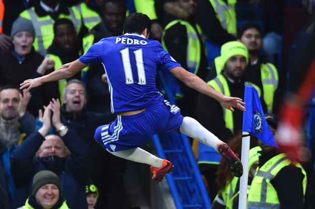 Gavin Quinney's Boxing Day was spent celebrating yet another Chelsea win...