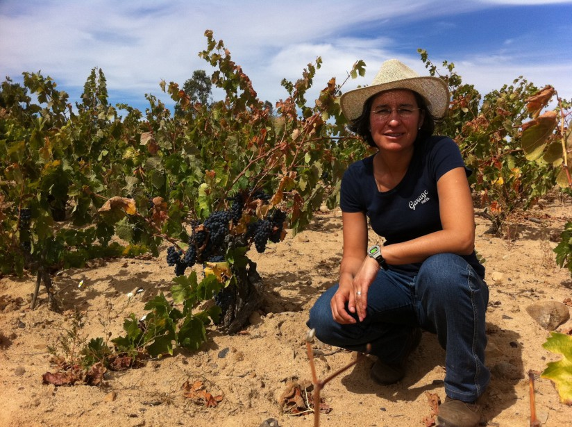 Derek and his wife Pilar inspire each other to make better wines