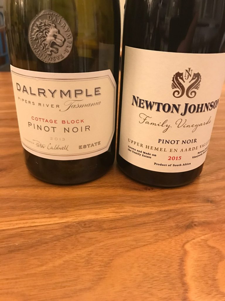Tri Nations Wine Challenges
