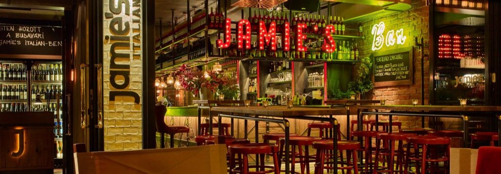 Jamie's Italian is just one of a number of high profile chains that have to announce closures