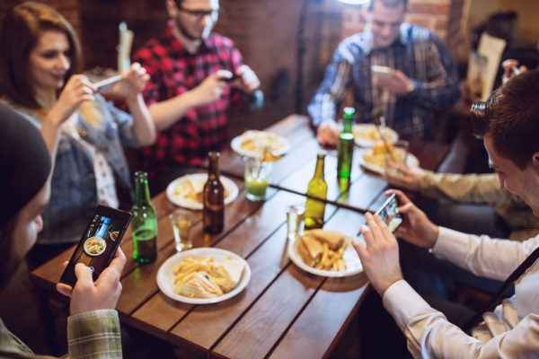 Stereotyping millennials: are they are all taking pictures of their food and sharing them on Snapchat?