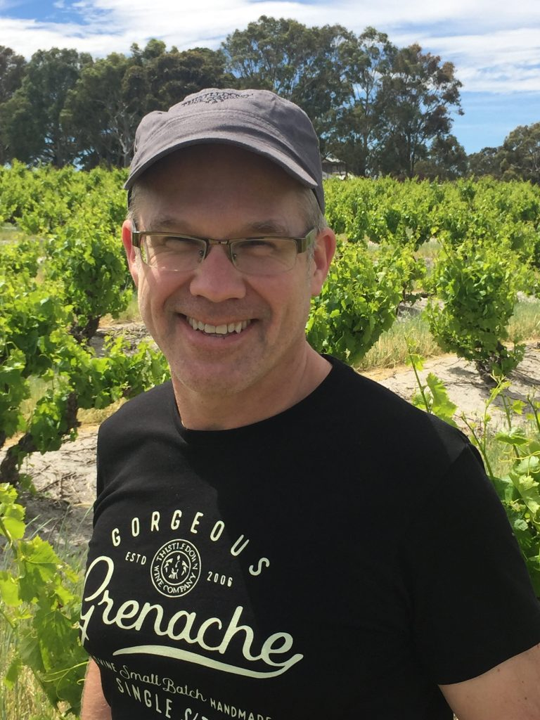 For those in the know Grenache is where Australia's future flies says Giles Cooke MW
