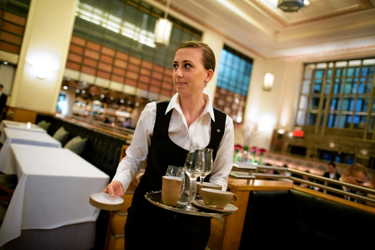 Restaurant groups will have to pay higher wages and staff costs in 2017
