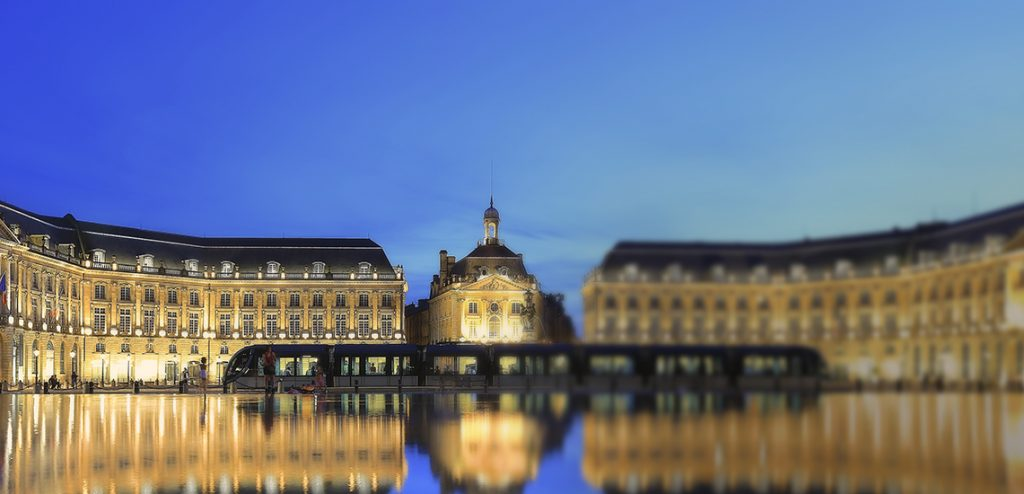 The city of Bordeaux is a key attraction in itself for Vinexpo