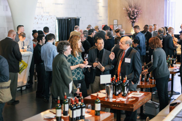 The Grand Cercle tastings are held to showcase the best quality, affordable Bordeaux wines from all appellations