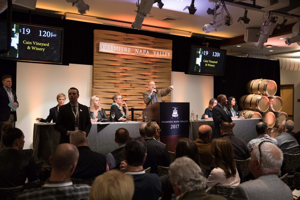The Premiere Napa Valley auction is keen to open its appeal to more international buyers