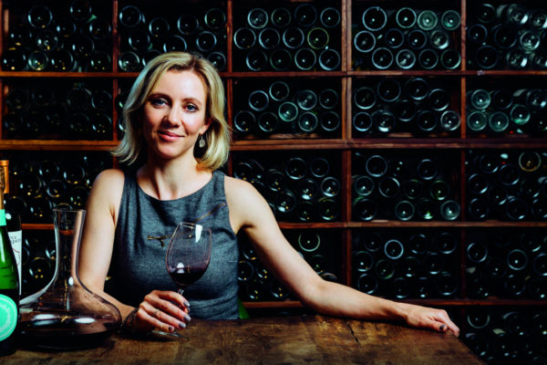 Corney & Barrow's Rebecca Palmer joining the business in 2006 has been vital in ensuring its wine credentials are widely respected, says Franklin