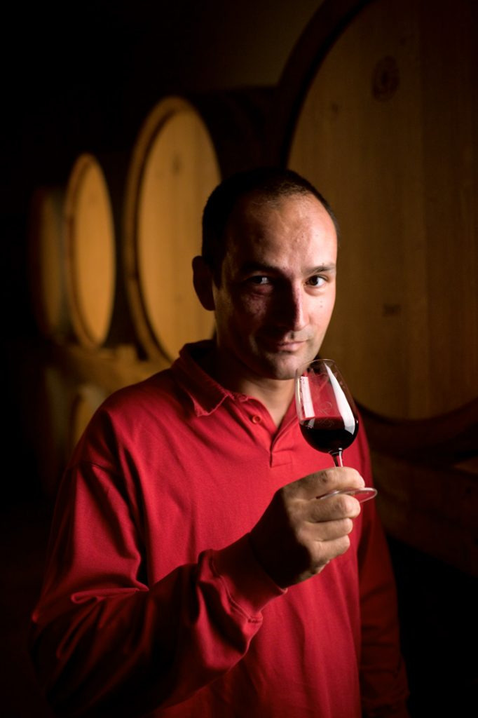 Yann Chave on promoting Crozes Hermitage wines around the world.