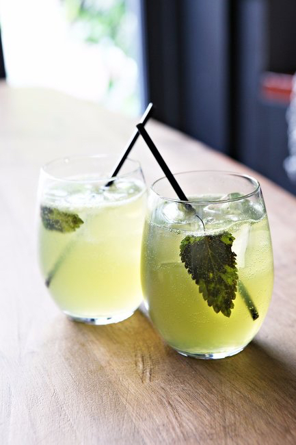 A cocktail worth foraging for...