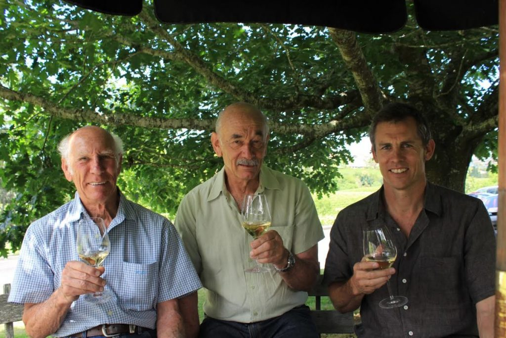 Building on 100 years of tradition with Peter, Joe and David Babich