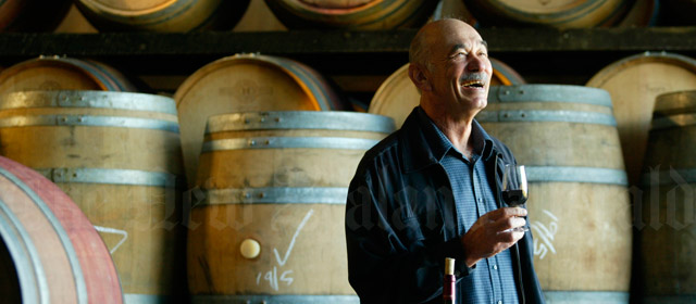 Joe Babich, the company's managing director with some 35 vintages under his belt as a winemaker