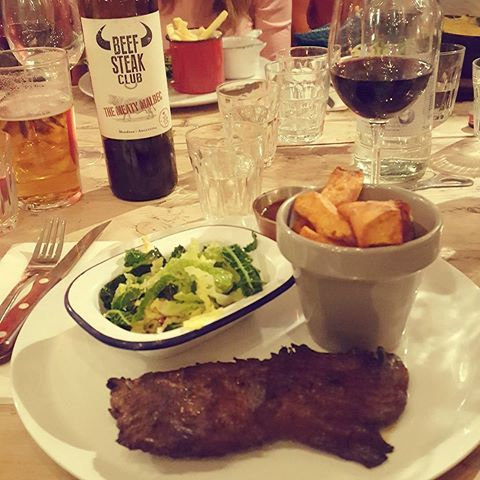 Beefsteak Club Malbec has been a big hit in the casual dining sector