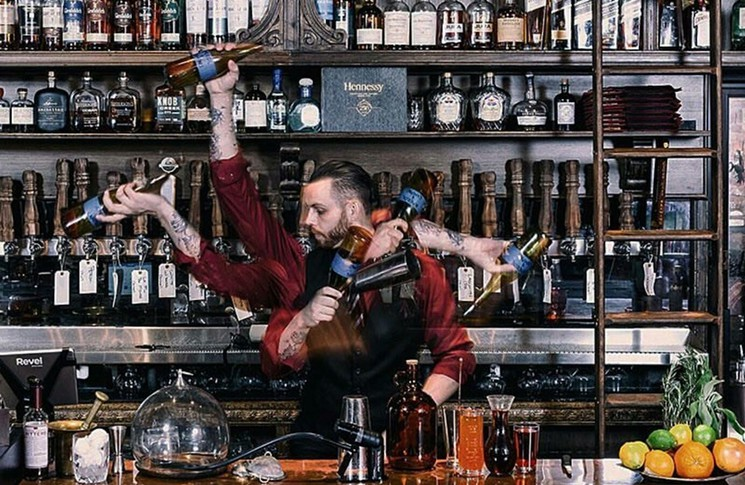 How can your brand stand out on a back bar?