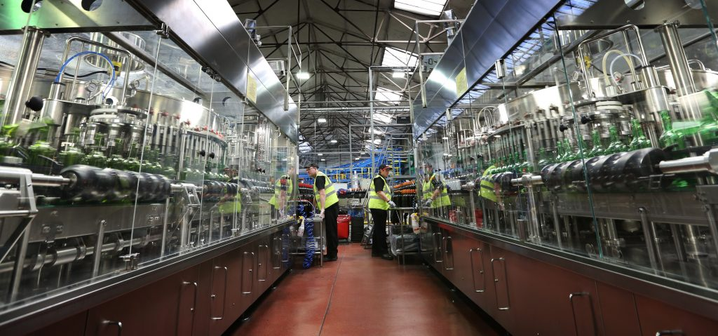 UK bottling has become key to ABS's strategy