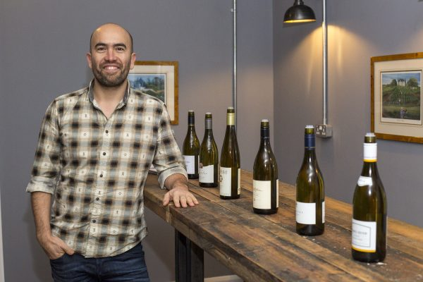 WInemakers with a head for heights