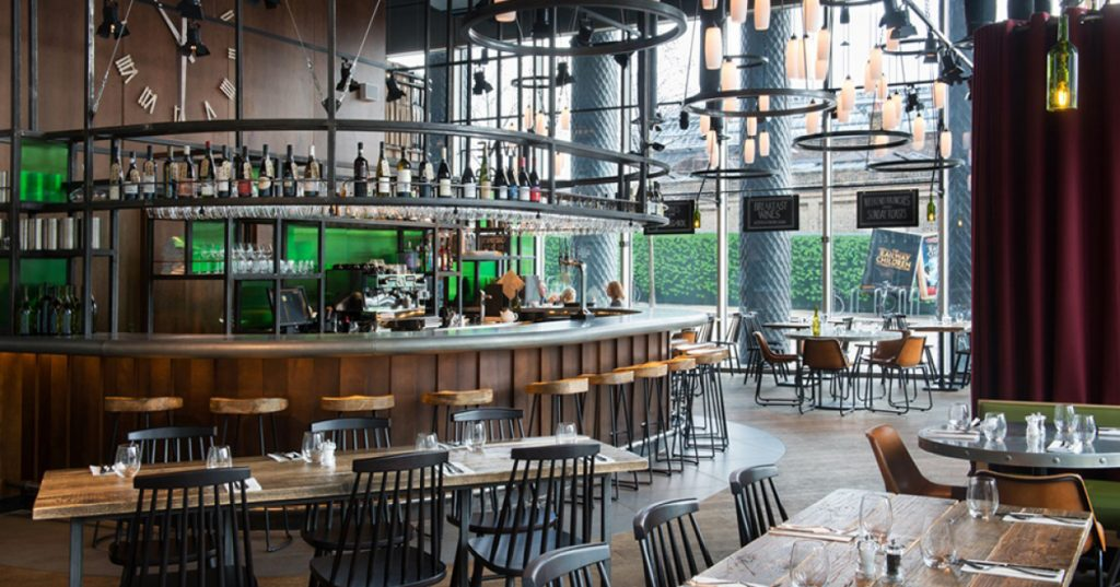 Vinoteca's most ambitious site to date at King's Cross