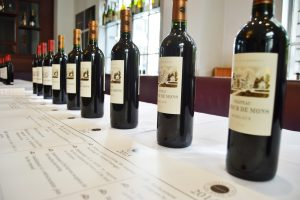 CA Grands Crus' Bordeaux