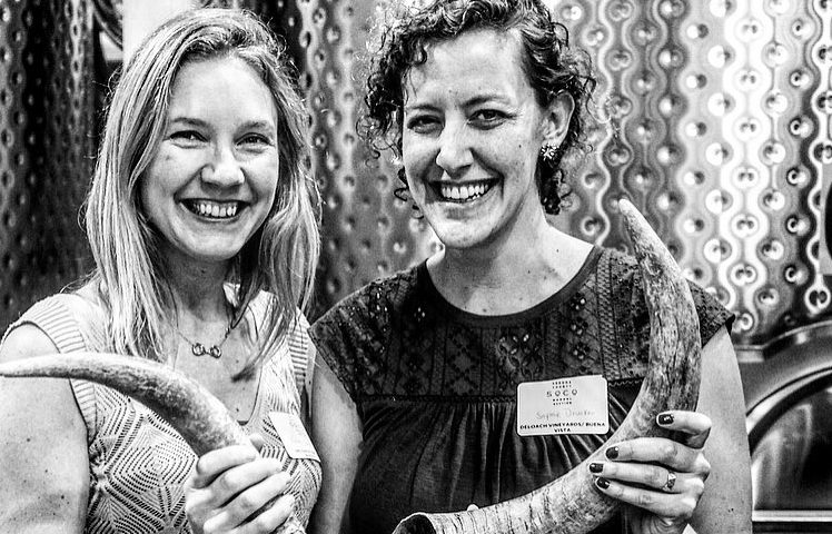 katie-winemaker-and-sophie-winegrower-of-deloach