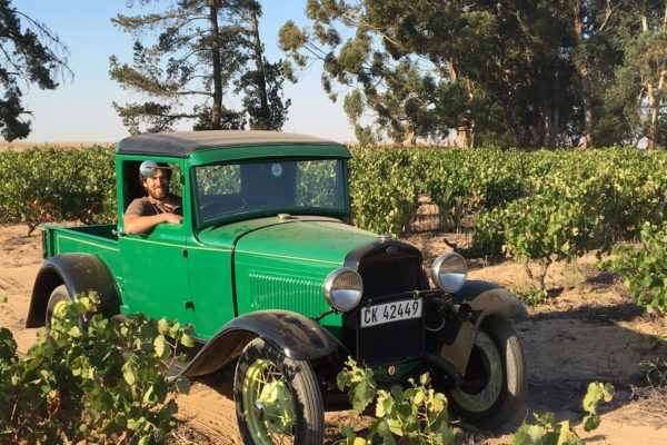 Jonothan Davey has had a rollercoaster two years since starting Nekter Wines that specialises in wines from off the beaten track