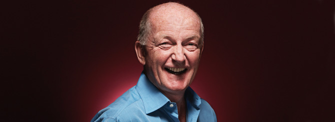 Oz Clarke is one of the key influencers that Wines of Hungary is taking out to the country this year
