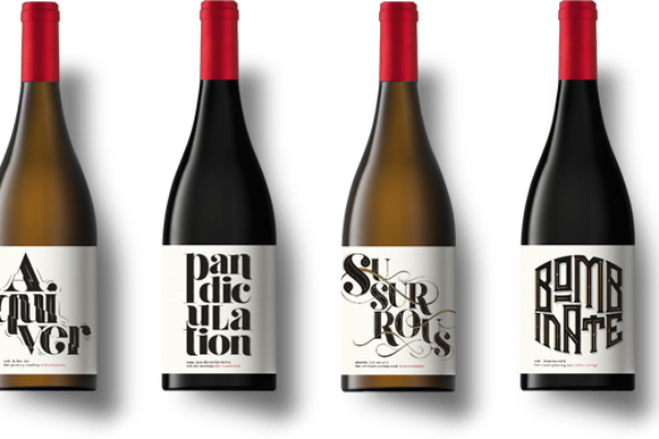 The Rascallion range uses left field words to help stand out on shelf