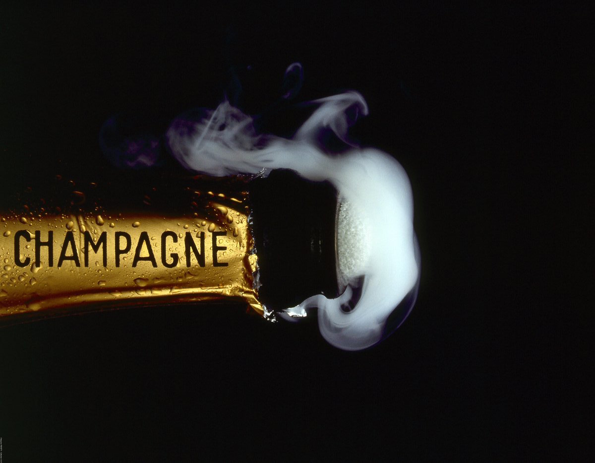 New Wave Champagne