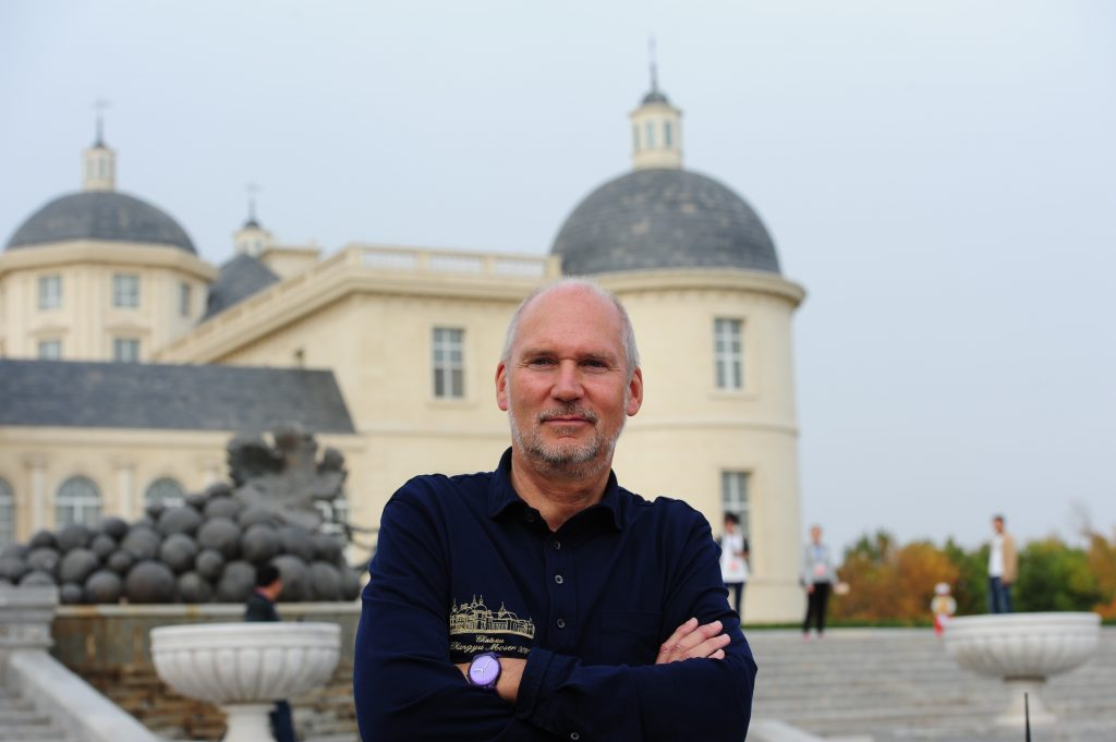 "Lens Moser: China is simply too ""big to fail"" when it comes to making quality wine"