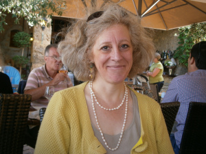 Elizabeth Gabay MW is one of three MWs working with Wines of Hungary including Peter McCombie and Caroline Gilby