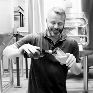 Mark Gordon quickly realised he needed the best master brewer he could find