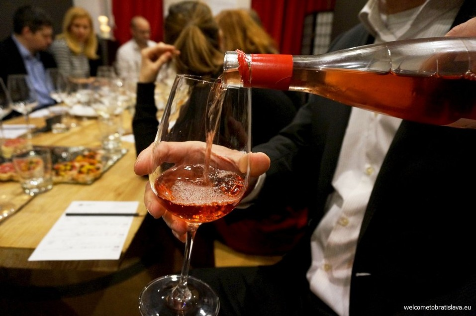 Men are just as likely to drink rosé in the US as women