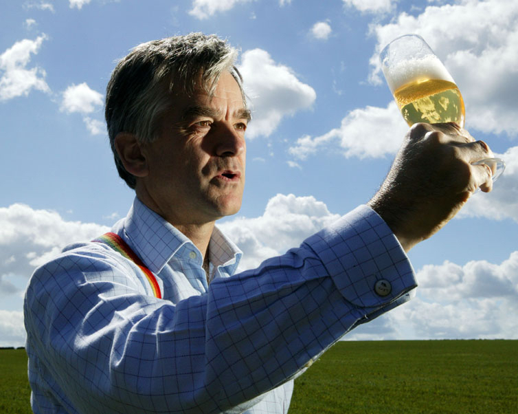 Beer lover and aficionado, Rupert Ponsoby, shares his personal history of British beer. Picture: Andrew Crowley acrowley@ntlworld.com