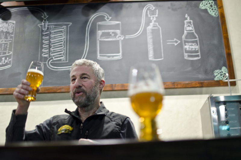 Sierra Nevada's Ken Grossman on the challenge of staying relevant to craft beer drinkers