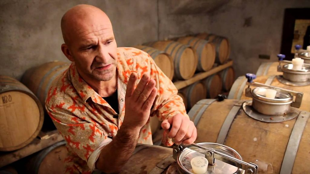 Meeting such a character as Slovenian winemaker Aleš Kristančič can do more for a country than a host of generic wine tastings