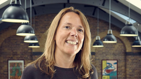 Diana Hunter, Conviviality's chief executive, is driving the business forward by managing costs and overheads