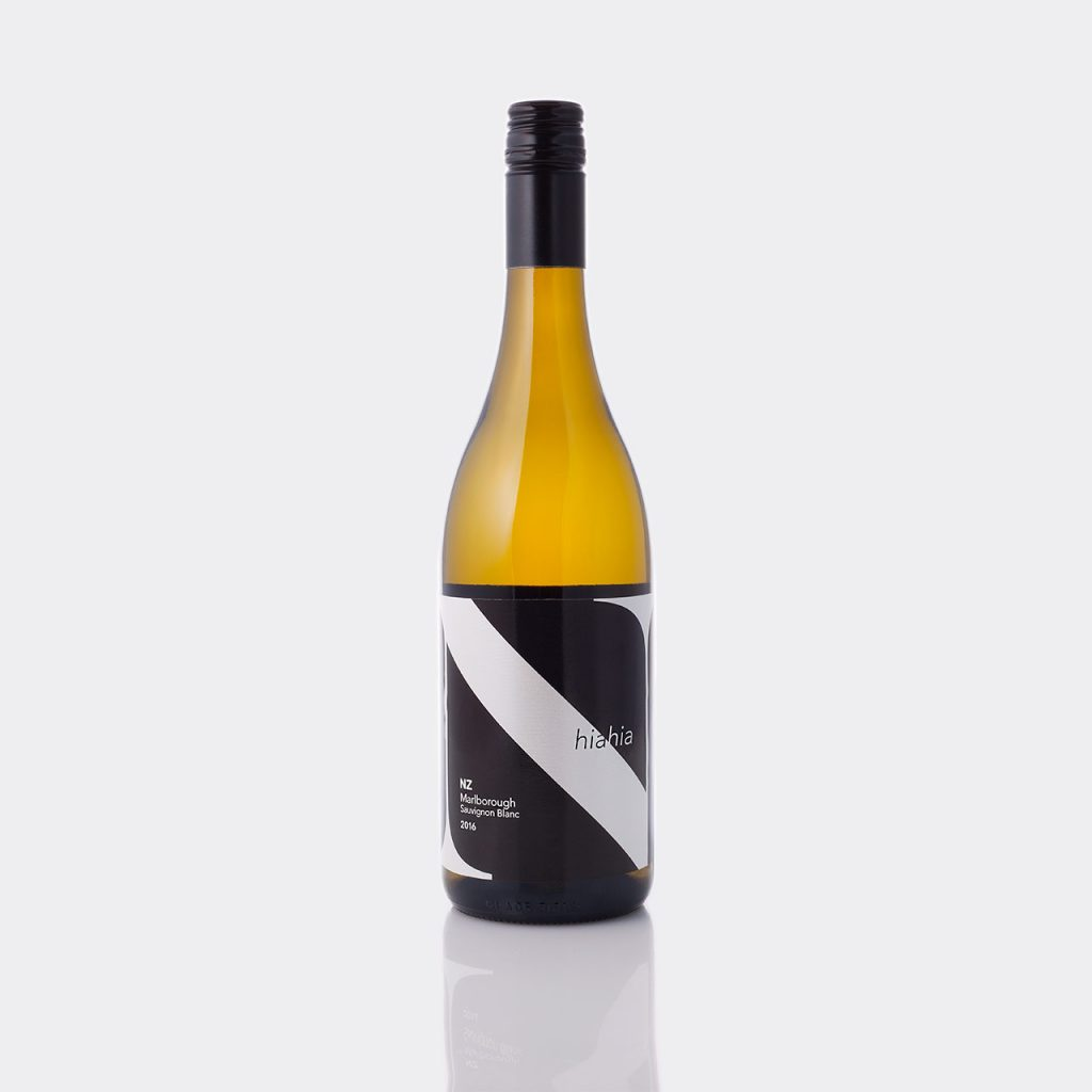 Hiahia from New Zealand i Wanderlust Wines first own label wine
