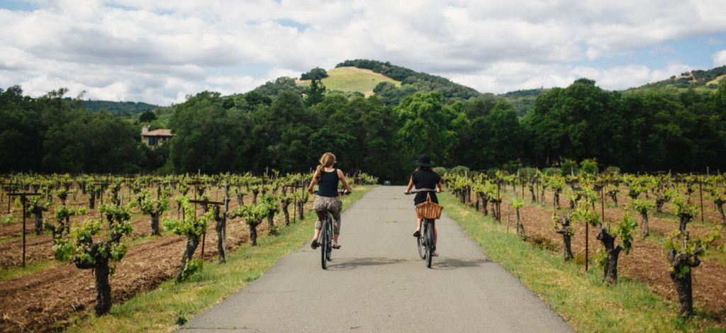Getting out and spending time in areas such as Sonoma Valley is how Ellison not only found his wines but gives Wanderlust Wines' its competitive edge