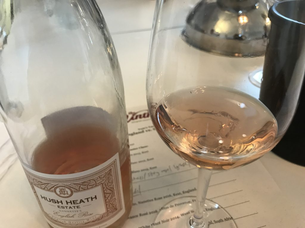 The style and colour of rosé that consumers just love, said the panel