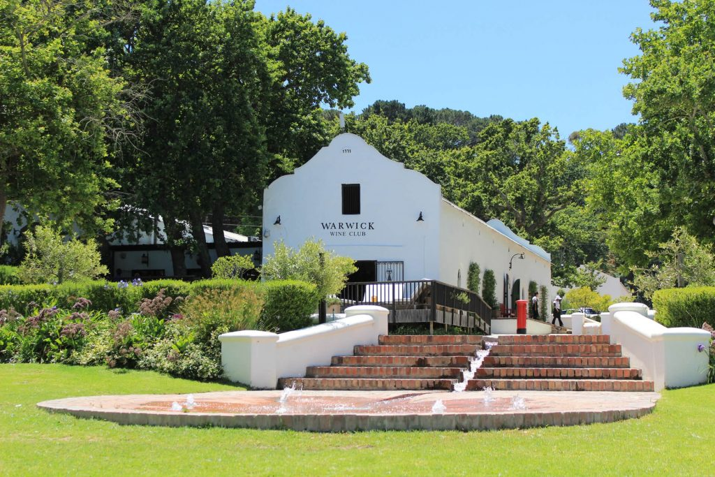 The Warwick Wine Estate has long pioneered and championed Cabernet Franc in South Africa