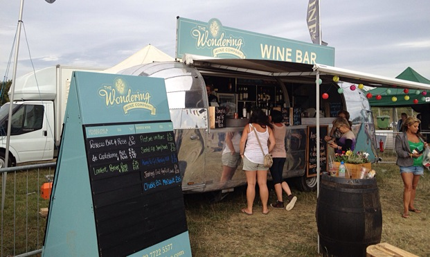 Its Wondering Wine Company, along with its Peppermint business, gives Conviviality direct access to consumers at events and festivals across the country