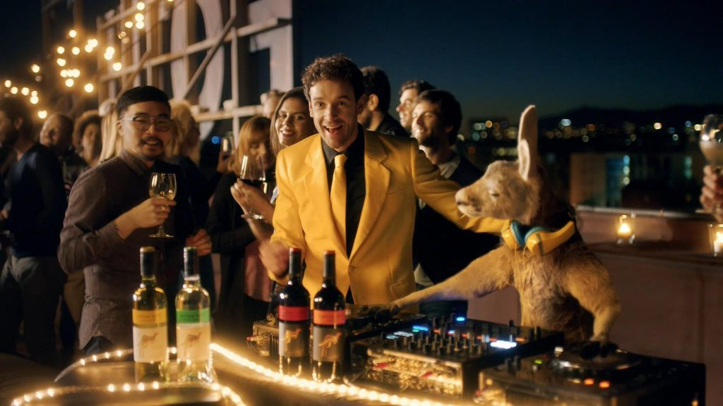 Australia's Yellow Tail was the first wine brand to advertise at the Super Bowl in its 40 year history