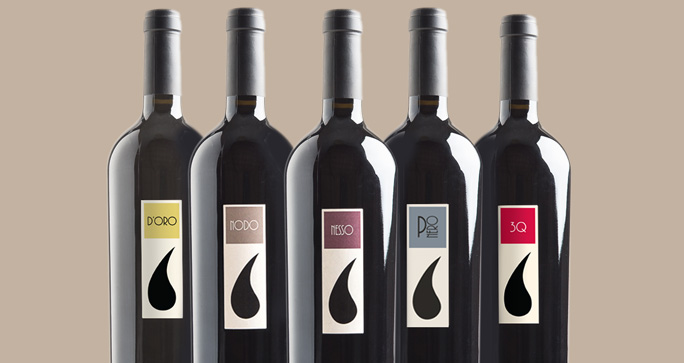 Cantina Goccia winery in Umbria is helping Leaver gain a foothold in the premium on-trade