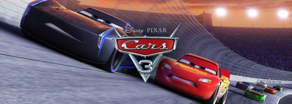 For how it compares to Cars 1 and Cars 2 you'll have to ask Jo...