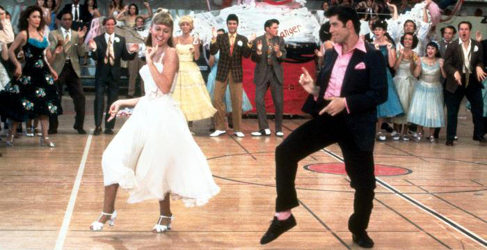 It's the summer days of Grease that Giles Cooke turns to for his summer favourite movie...