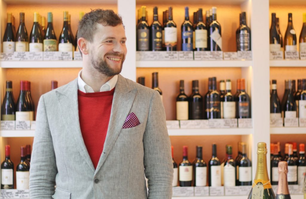 Harry Crowther hopes to take his experience from working at Hedonism and M Restaurants and share them with the bar community