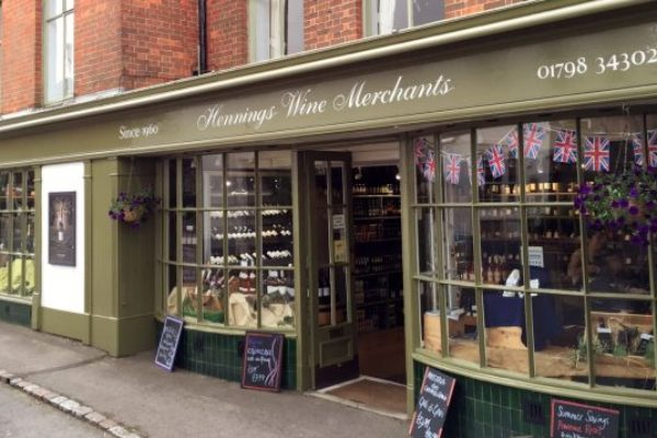 Hennings Wine is one of the strong regional independent merchants and wholesalers that Castel has been able to build relationships with