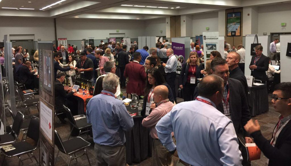The IBWSS San Francisco event was the first of its kind for the US bulk wine sector