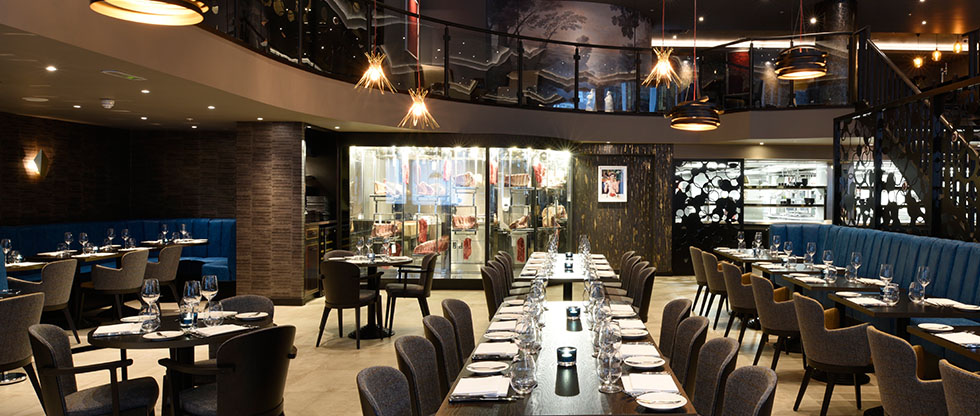 Charilaou has taken on responsibility for running M Restaurant's launch site at Threadneedle Street in the City