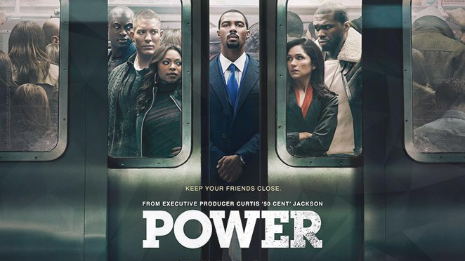 Netflix's Power series kept Charilaou entertained over the summer