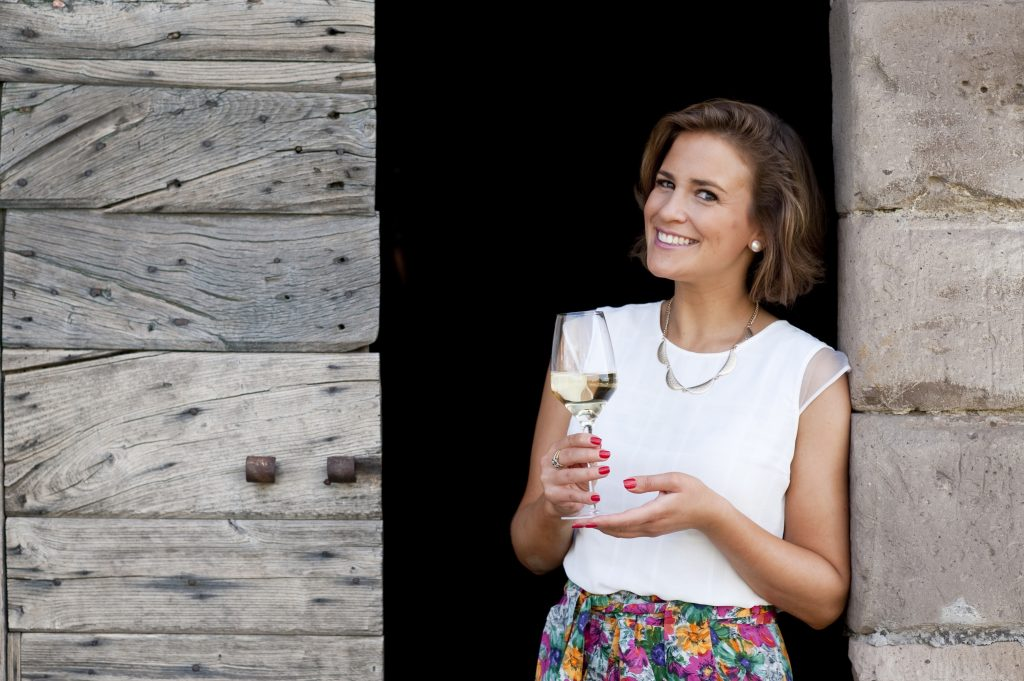 Amelia Singer of ITV's The Wine Show has been brought on to have an ambassador role for California